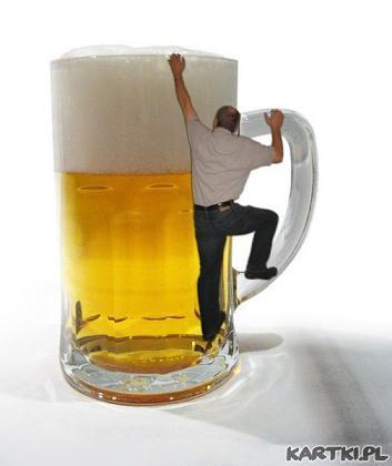 zaproszenie na piwo